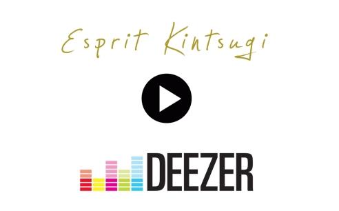 La musique de l'esprit du Kintsugi